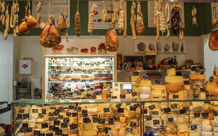 New York Shopping Tipps Eataly New York - essen wie in Bella Italia