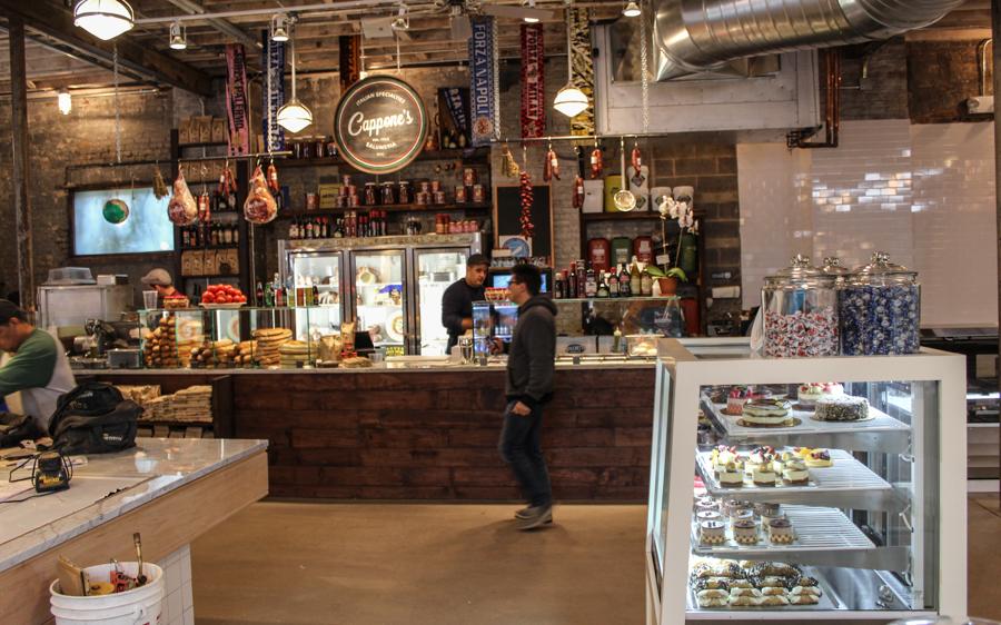 New York Sehenswürdigkeiten Gansevoort Food Market