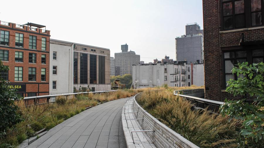 Highline Park Meetpacking District Manhattan
