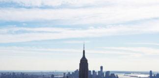 New York Reisebericht Top of the Rock Rockefeller Center