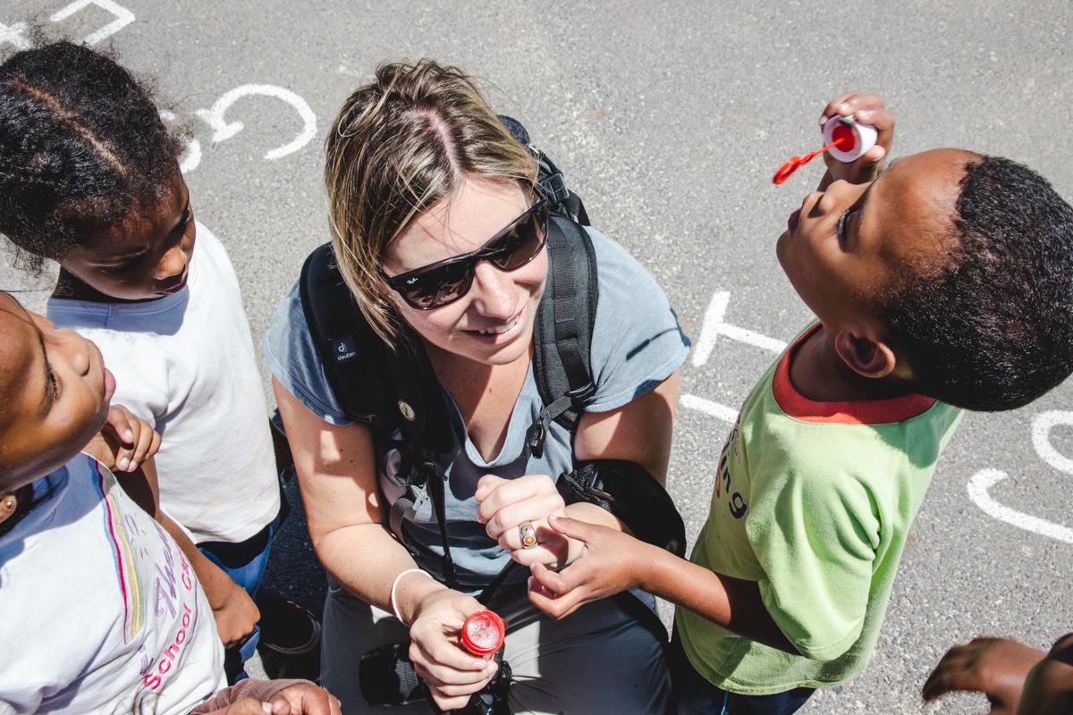 Kapstadt Sehenswürdigkeiten iThemba School Capricorn Kapstadt