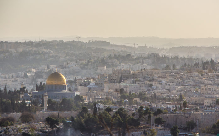 Jerusalem Highlight Ausblick