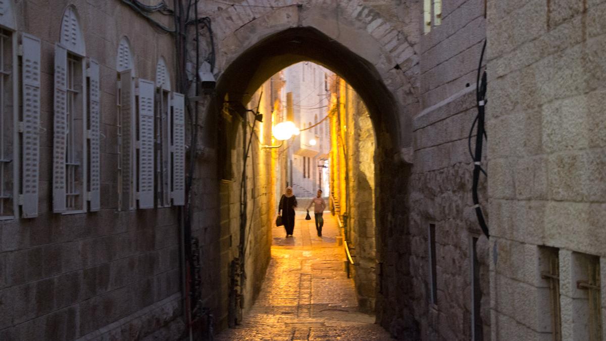 Jerusalem Altstadt armenisches Viertel
