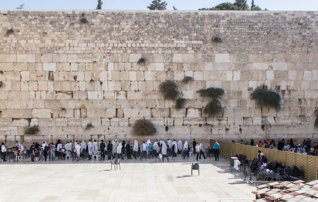 Klagemauer Jerusalem Altstadt