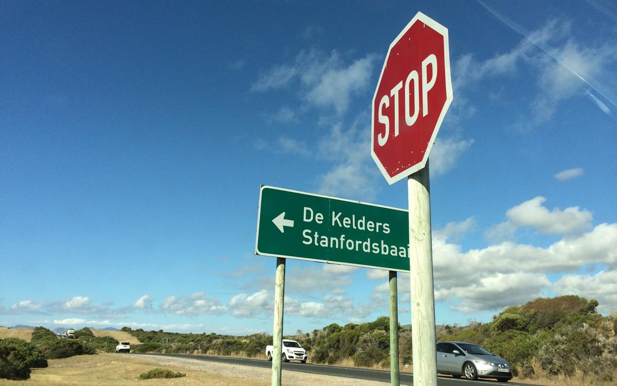 Verkehrsregeln in Südafrika