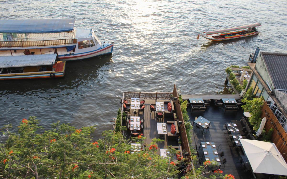 """Bangkok Insidertipps """"Eagle Nest"""" Bar"""
