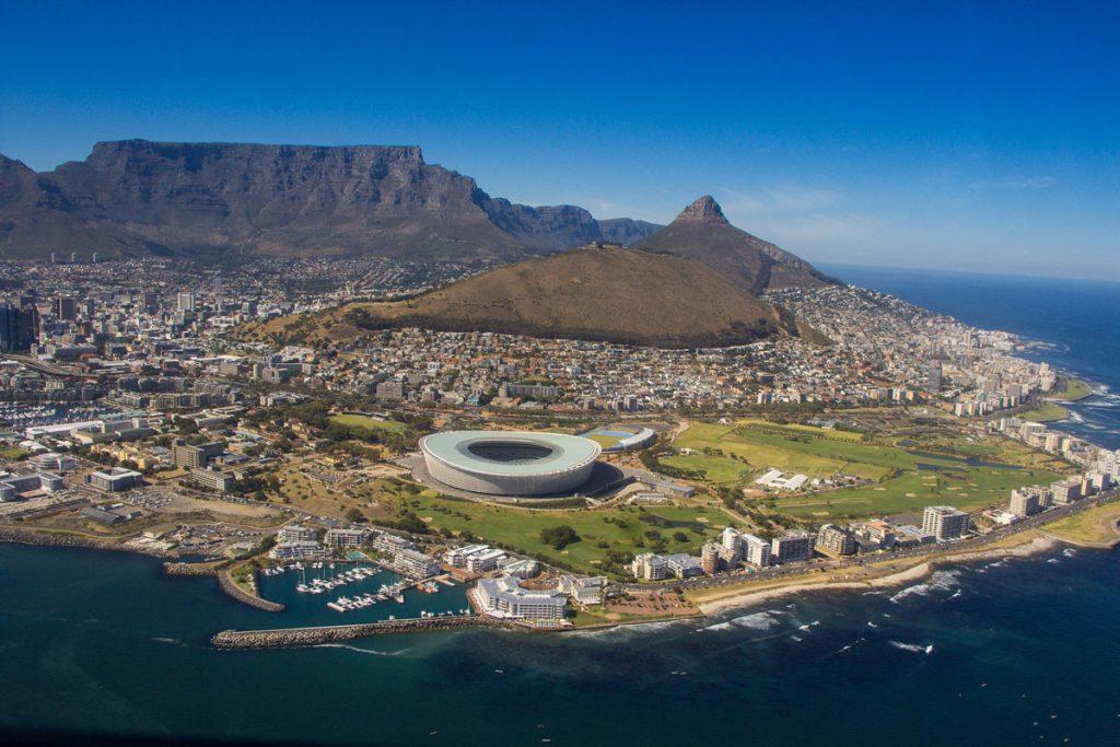 Helikopter Rundflug Kapstadt