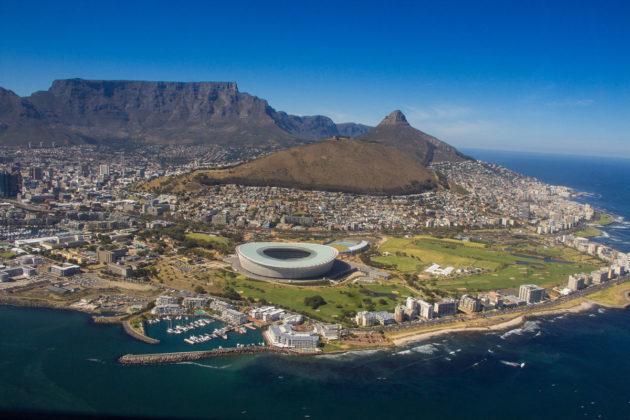 Helikopter Tour Kapstadt