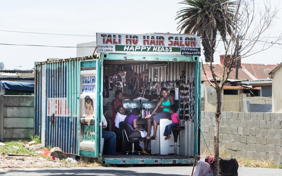Kapstadt Township Tour LaGuGu