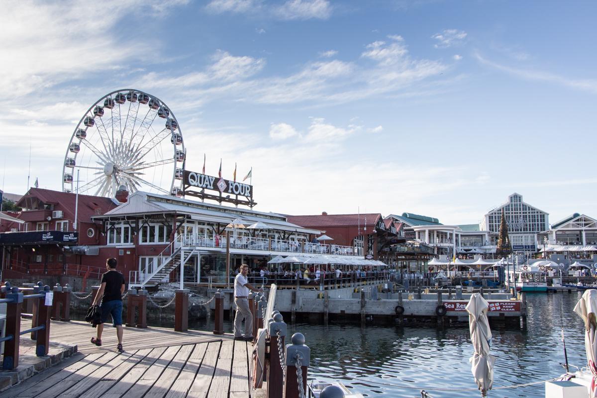 Waterfront Kapstadt Sehenswürdigket
