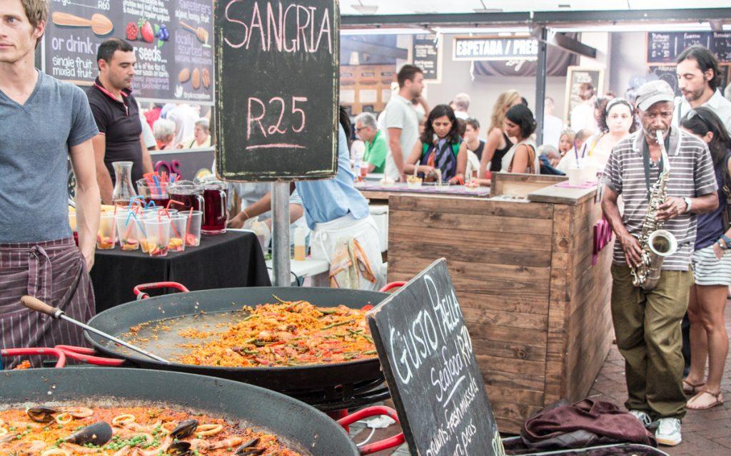 Neighbour Goods Market Woodstock Kapstadt 2