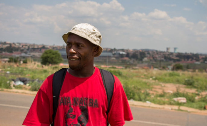 Our Guide from Soweto Bike Tour