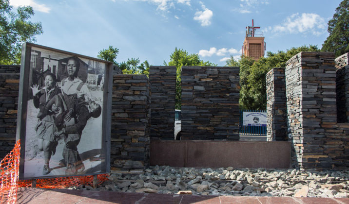 Hector Pieterson Monument Soweto