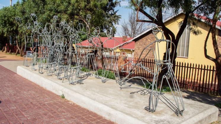 Soweto Monument Student Uprising