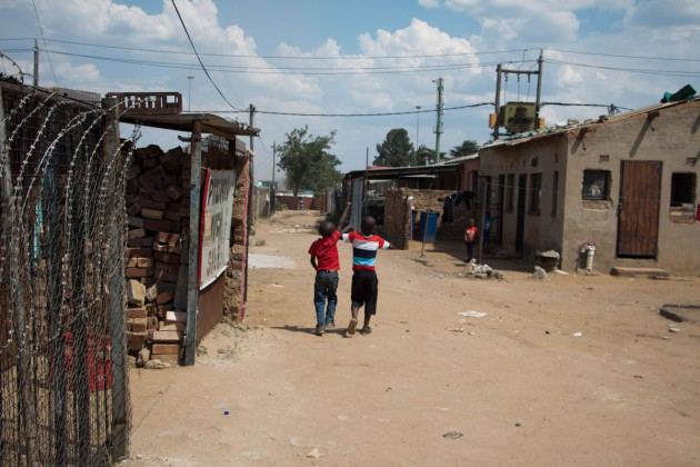 Soweto Township Bike Tour Kids