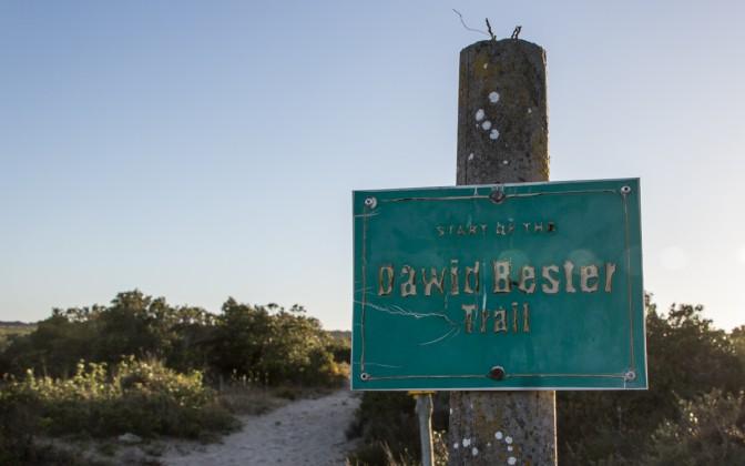 Dawid Bester Trail Westcoast NP Südafrika