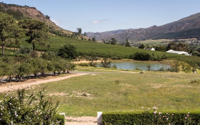 Winelands Südafrika Kleine Salze