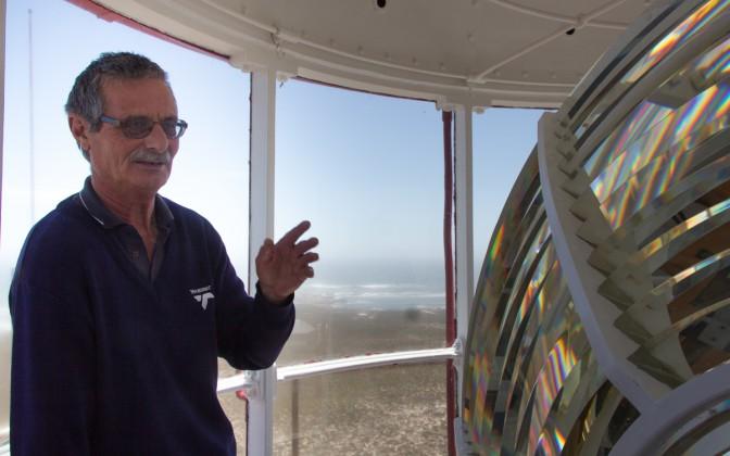 Sehenswürdigkeiten Südafrika Westküste Paternoster Leuchtturm