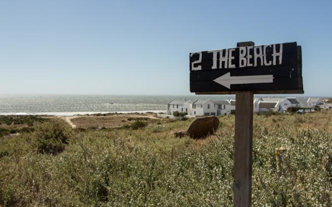 Paternoster Lookout Beach Südafrika Western Cape