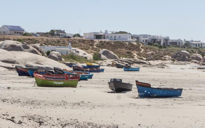 Paternoster Reiseführer Südafrika Western Cape Südafrika