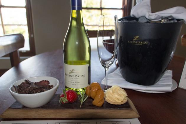 Winelands Weingüter Kleine Zalze Südafrika