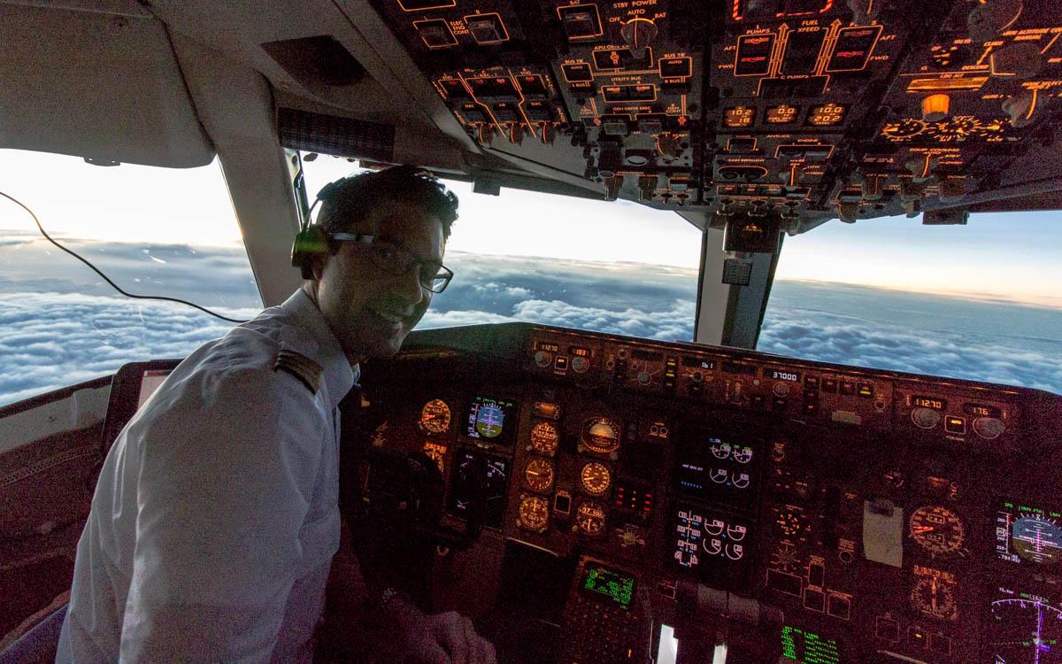 Cockpit Flo