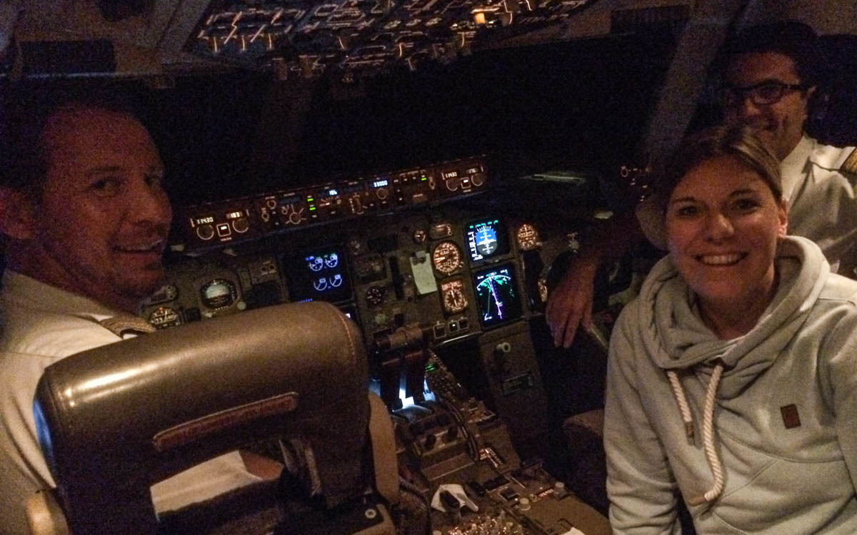 Piloten und ich