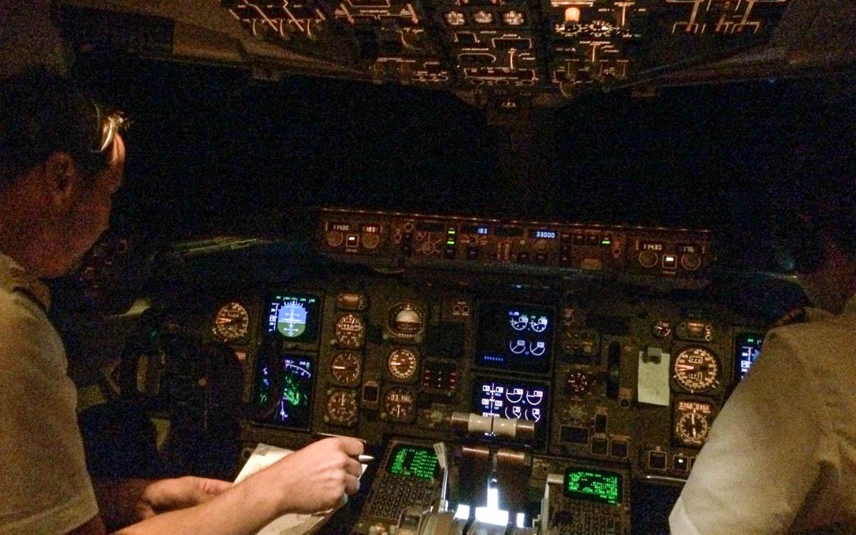 Cockpit Monitore