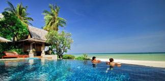 Koh Samui Beachvillage Pool Beach