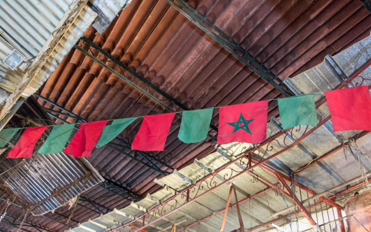 Djemaa el-Fna, das Herz von Marrakesch und Nordafrikas bekanntester Platz 5