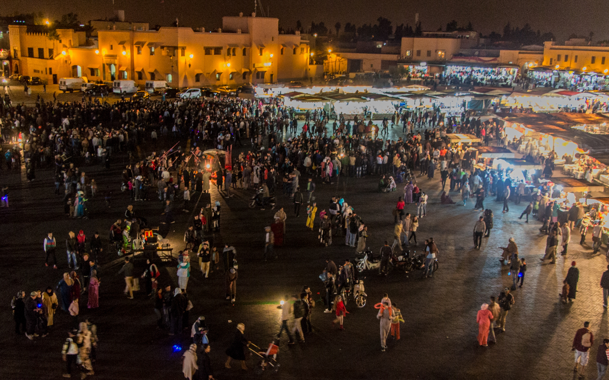 marrakesch djemma el fna-48