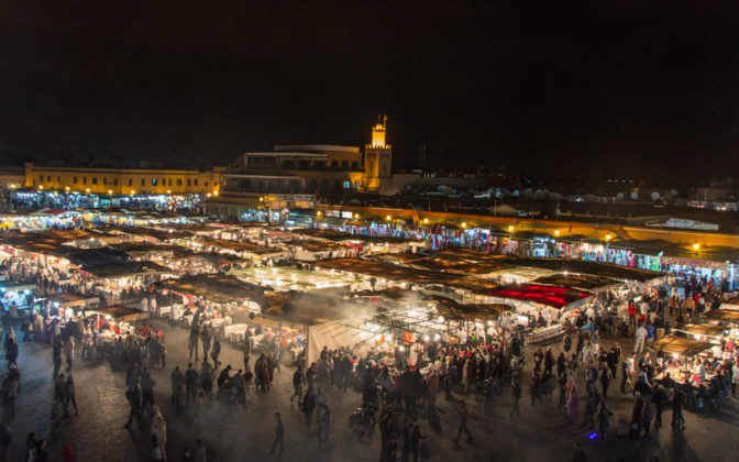 marrakesch djemma el fna-50