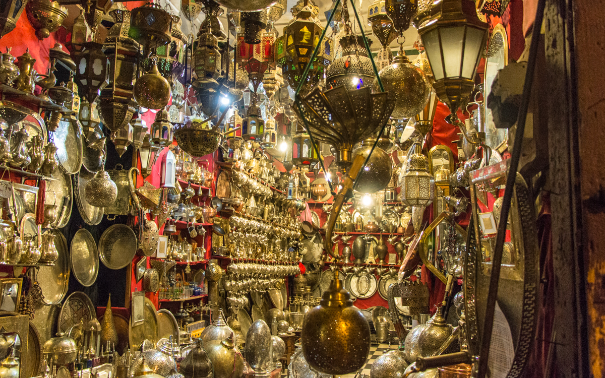 Djemaa el-Fna, das Herz von Marrakesch und Nordafrikas bekanntester Platz 15