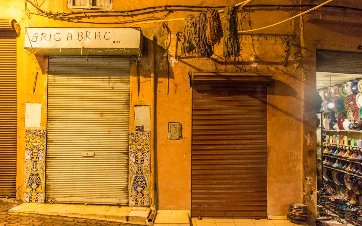 Djemaa el-Fna, das Herz von Marrakesch und Nordafrikas bekanntester Platz 2