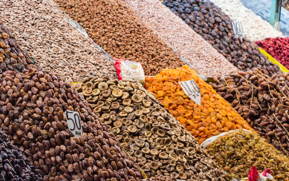 Djemaa el-Fna, das Herz von Marrakesch und Nordafrikas bekanntester Platz 12