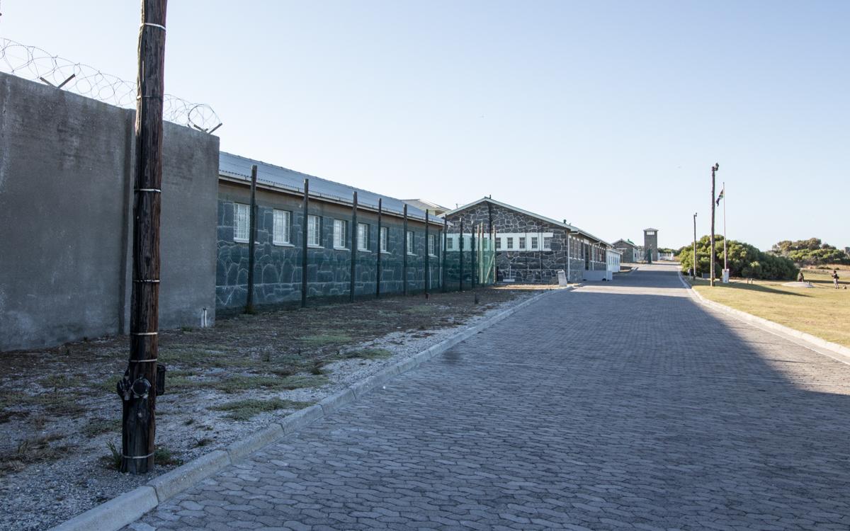 Robben Island Tour: Im Inneren des Gefängnis