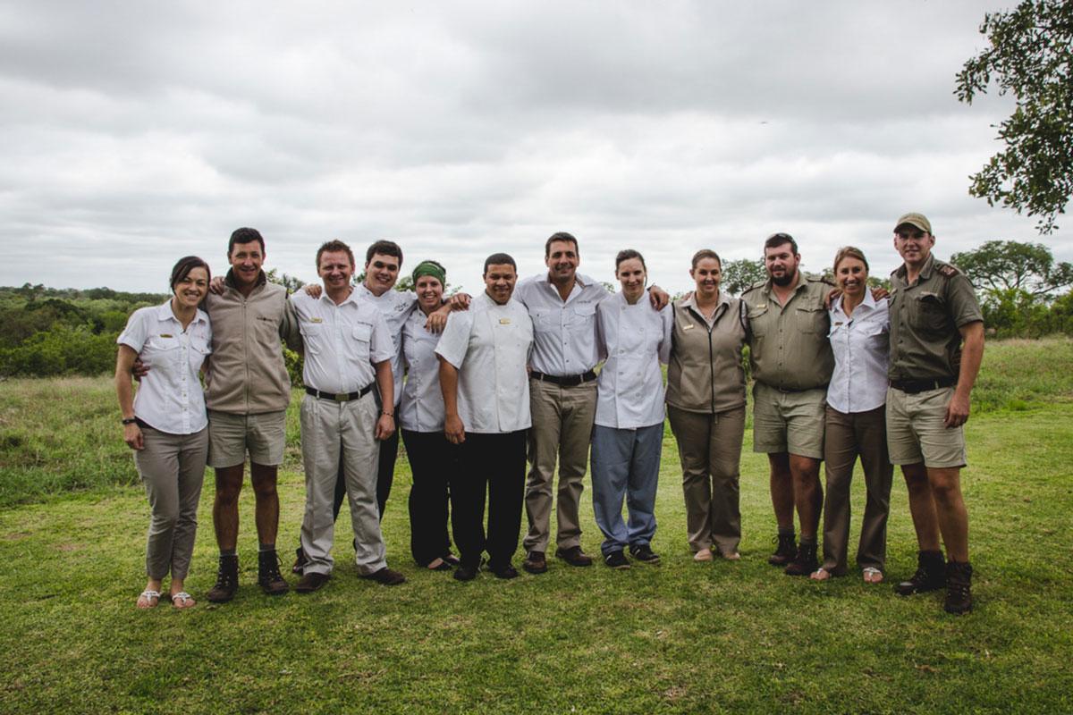 Earth Lodge Team