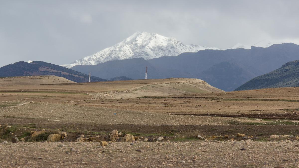 Marokko Klima Atlasgebirge