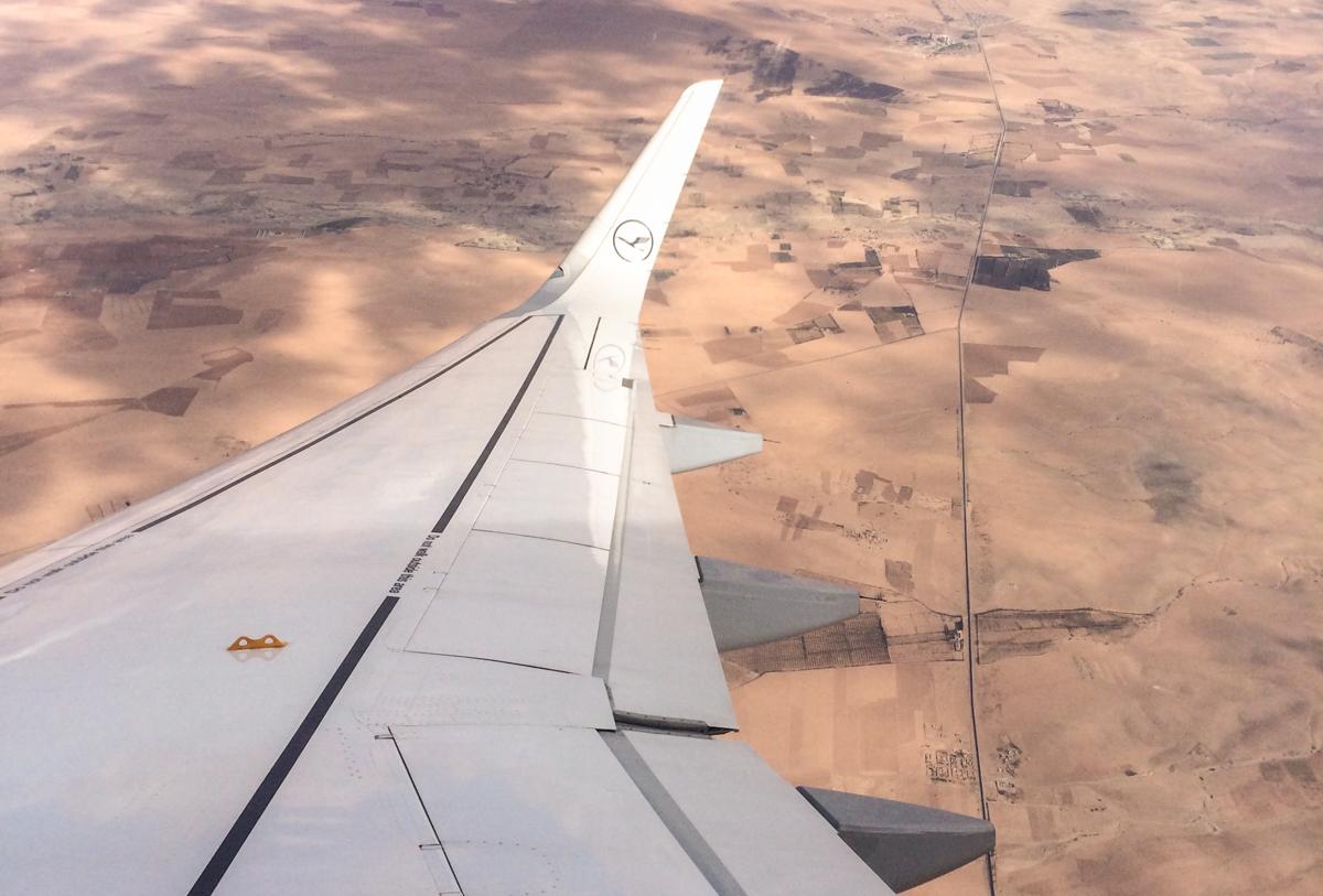 Marrakesch Reisetipps Anflug