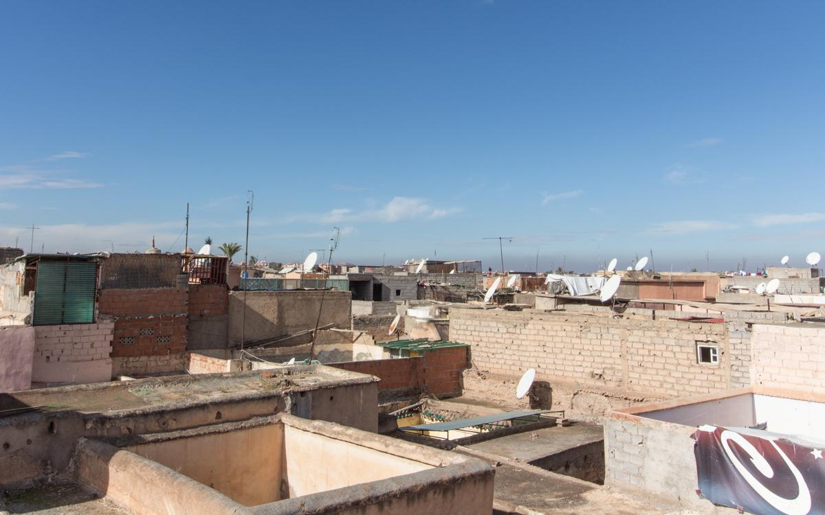 Marrakesch Sehenswürdigkeiten Riad Anayela