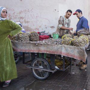 Souk el Khemis Marrakesch