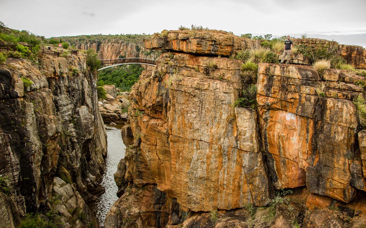 Blyde River Canyon Panorama Route Südafrika