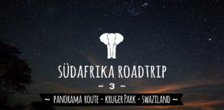 Südafrika Rundreise Panorama Route Krüger Nationalparl