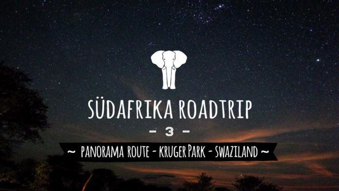 Südafrika Rundreise Panorama Route Krüger Nationalparl