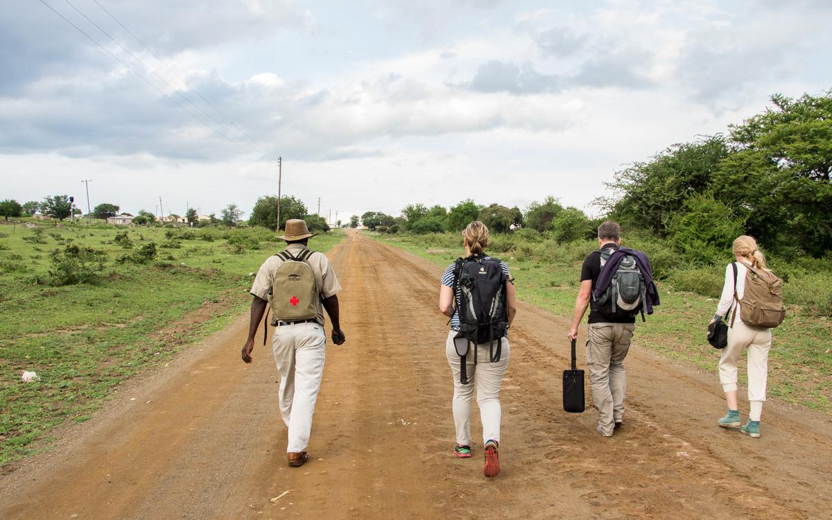 Swasiland Anreise Mkhaya Game Reserve