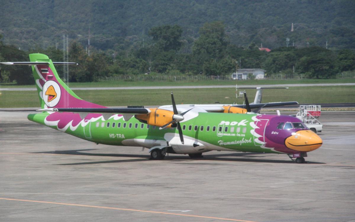 Inselhopping Thailand: Flug nach Koh Samui