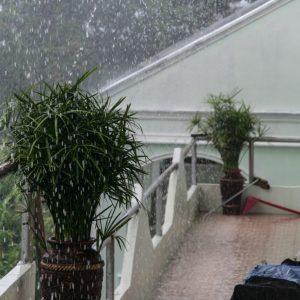 Koh Tao Monsunregen
