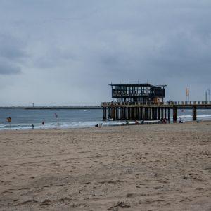 Strand in Durban Urlaub Südafrika