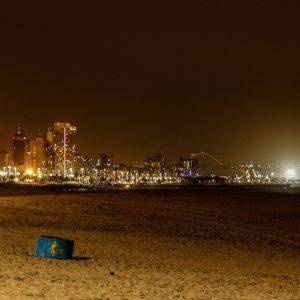 durban südafrika sehenswürdigkeiten strand bei nacht