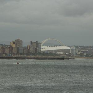 Durban Südafrika Sehenswürdigkeiten Stadion